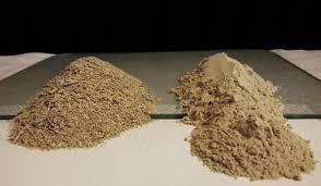 پودر میکرونیزه بنتونیت